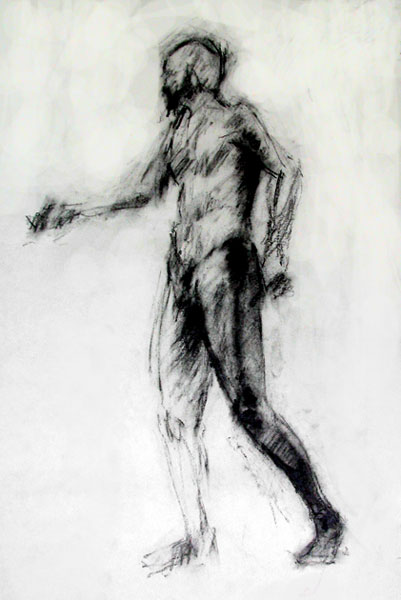 Another Life Drawing Sketch