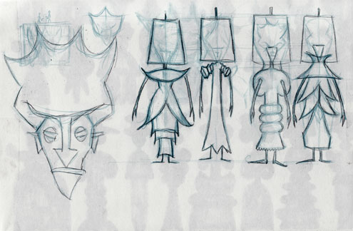 Dress Designs for Miss Mildew