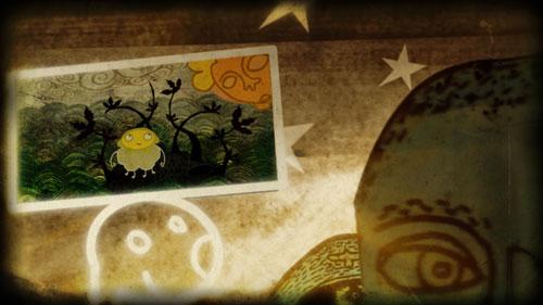 Dream Animation Stills, Giles Timms 2008