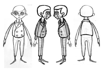 Baxter Model Sheet