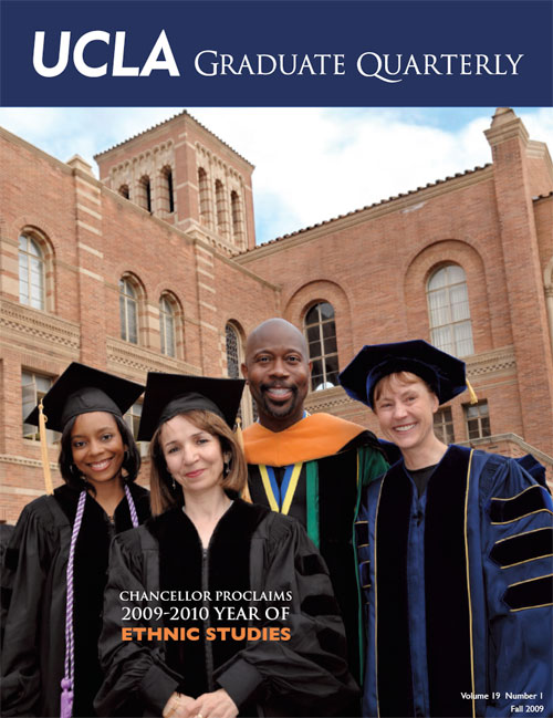 UCLA Graduate Quarterly