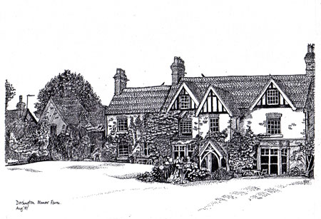 Dorsington Manor: Dad
