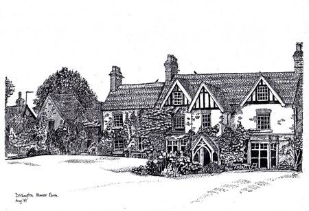 Dorsington Manor: Dad