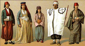 Turkish Costumes