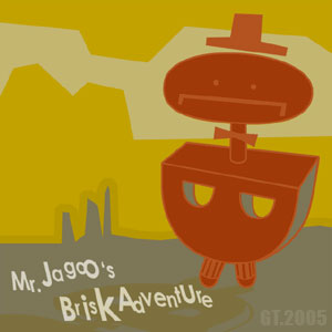 Mr. Jagoo's Brisk Adventure, Giles Timms 2005