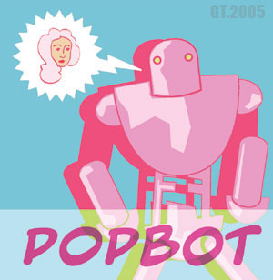 PopBot, Giles Timms 2005